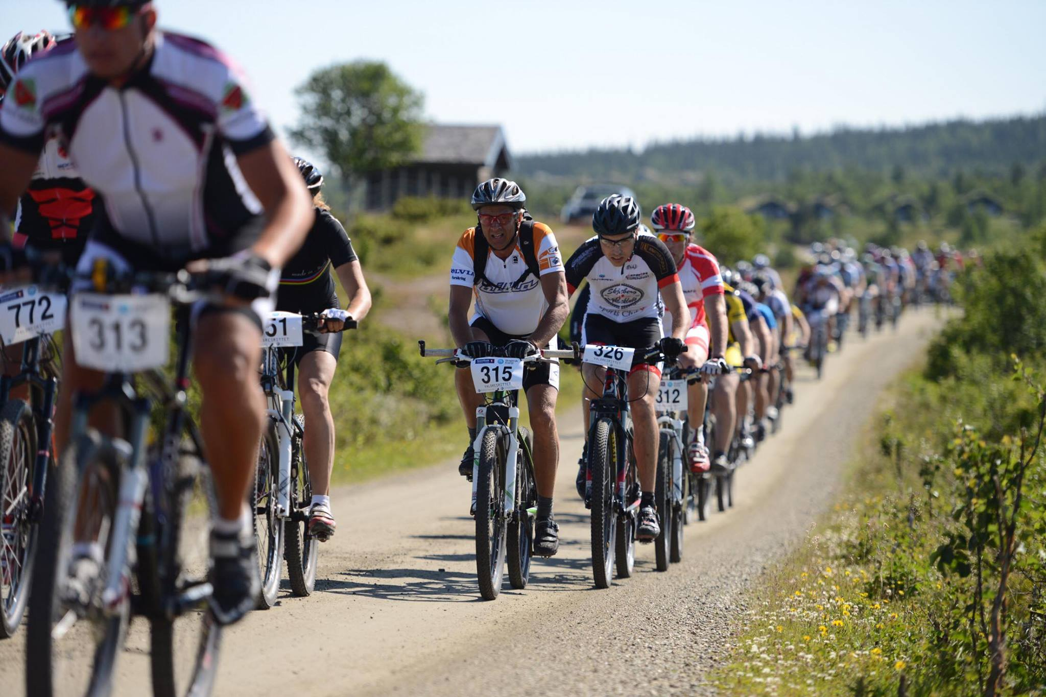 Valdresrittet 2018 - Vaset har tatt plass som en stor aktør innen sykkelritt i Norge. Hvert år kan du delta på Valdresrittet og Offroad Valdres. Det er tøffe ritt som krever både psykisk og fysisk styrke. Har du det som skal til?