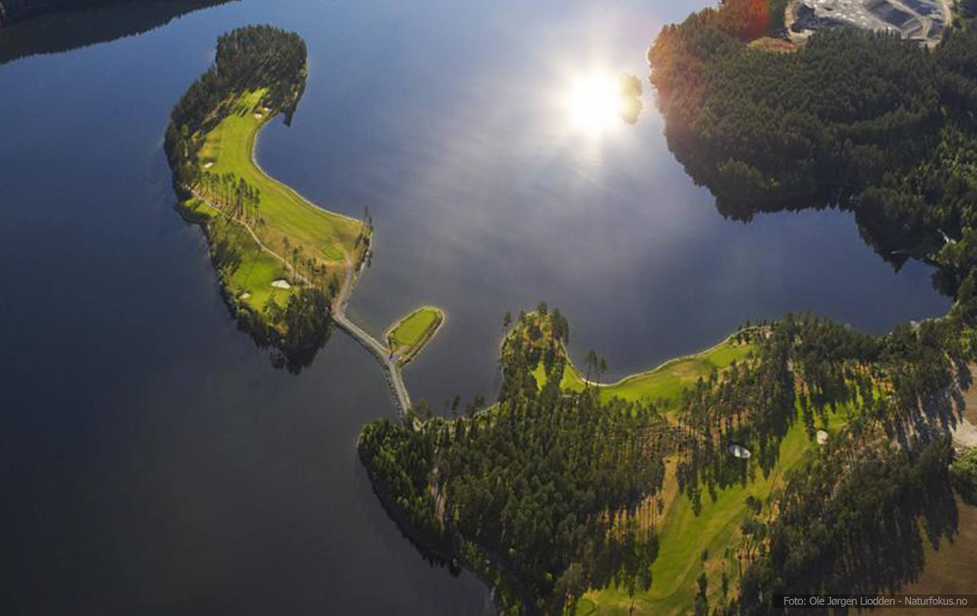 FOTO:  Valdres Golfklubb