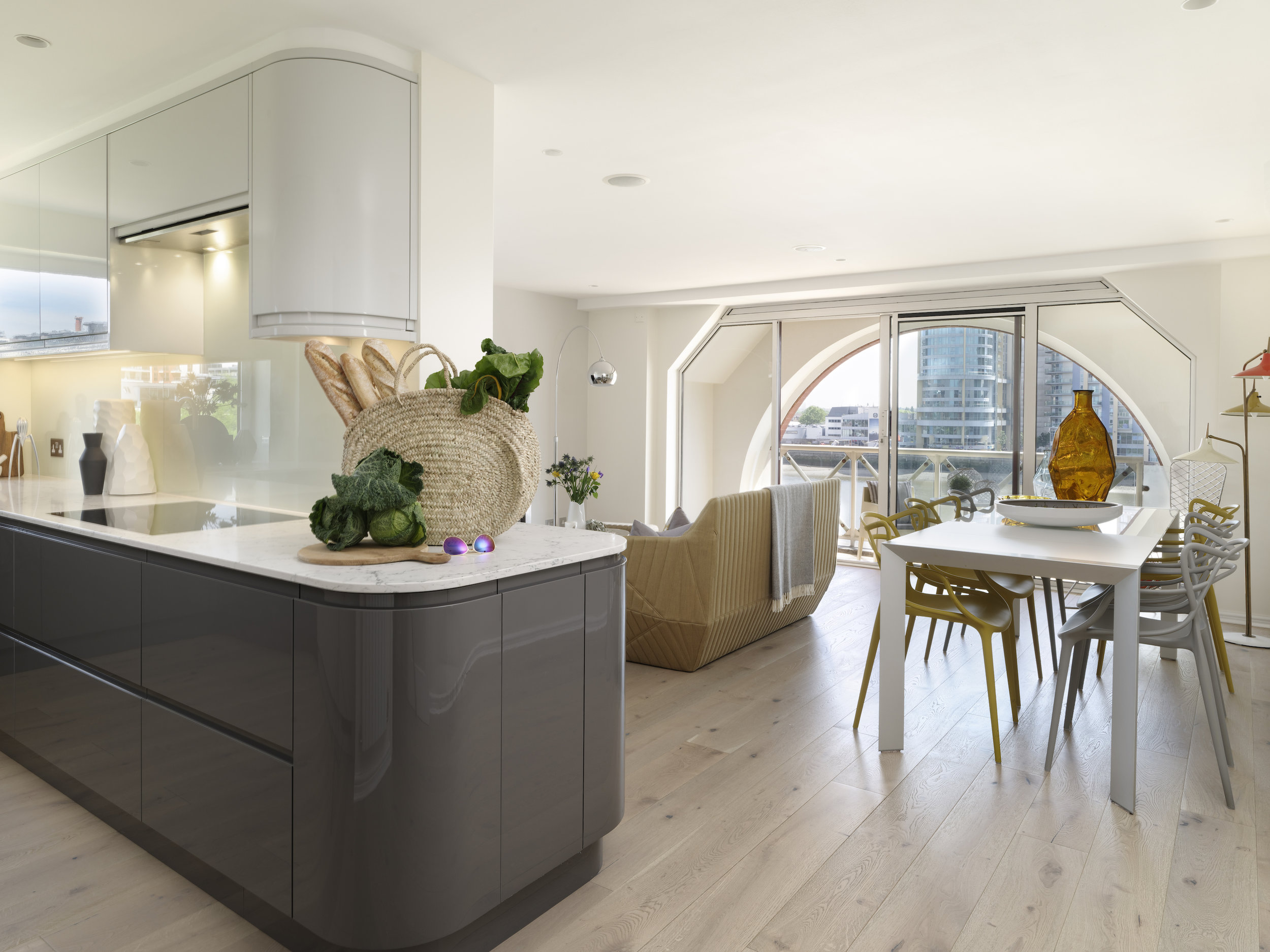 FULHAM RIVERSIDE APARTMENT <br><h3>London</h3>