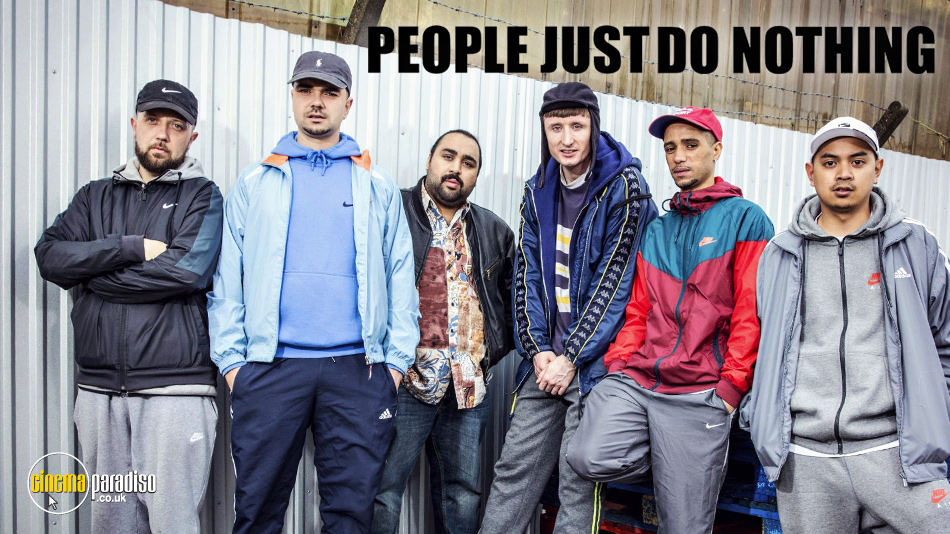BBC- People Just Do Nothing - Jennifer will appear as Misty in the BAFTA Award winning new series of 'People Just Do Nothing'Season 4, Airing September 2017