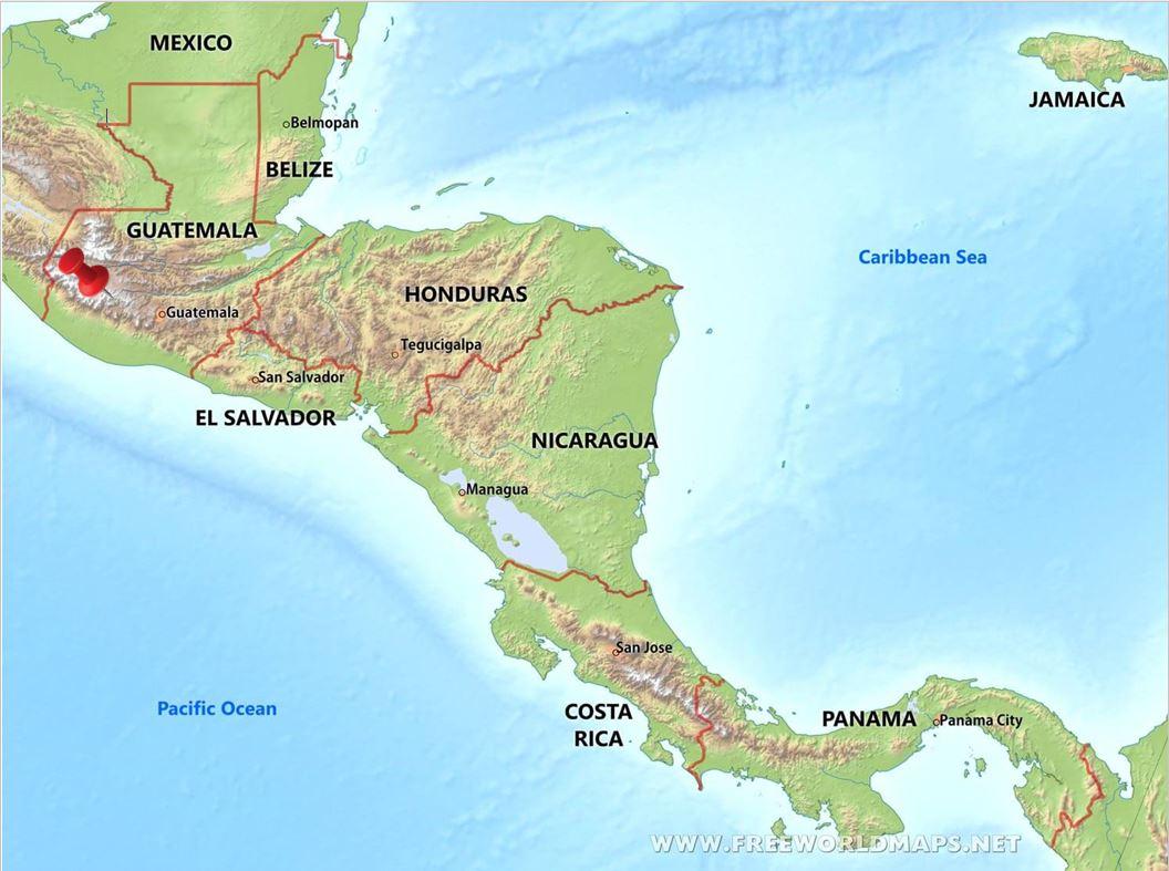 Map from: www.freeworldmaps.net