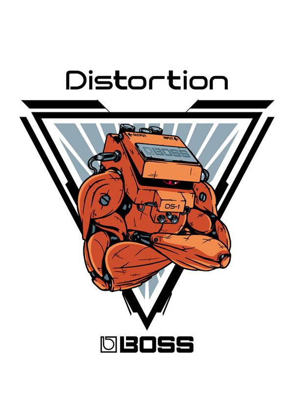 Boos Distortion