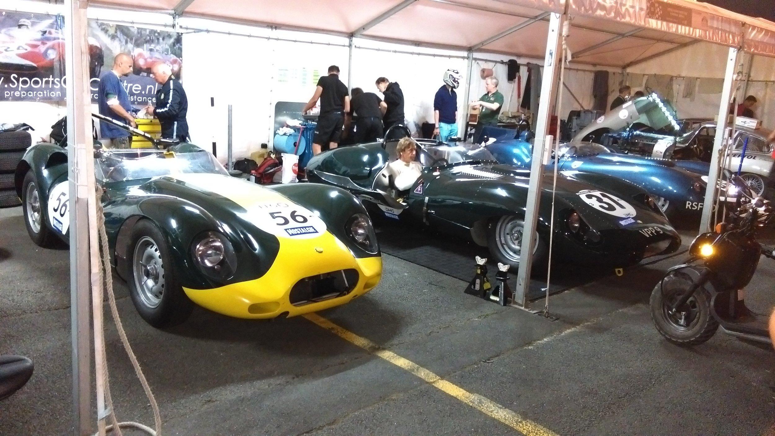 Lister Jaguar 3.0
