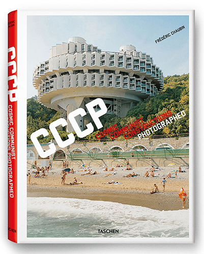 Released by Taschen in 2011,   Cosmic Communist Constructions Photographed   has gained a worldwide acclaim.    In 2011 the book was awarded First Prize  at the Perpignan FILAF contest.  (International Art Film and Book Festival).