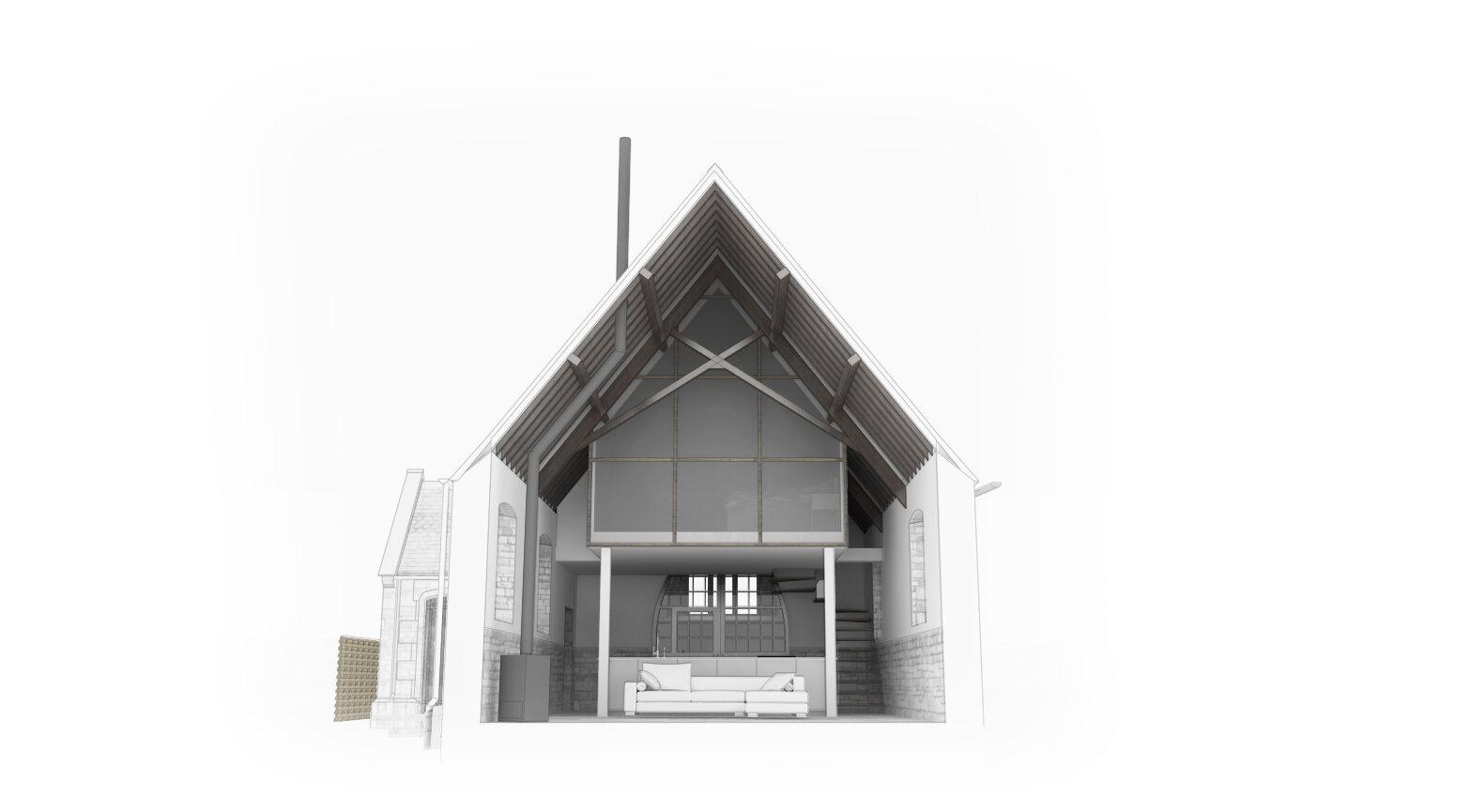 Mission Church, Paxford
