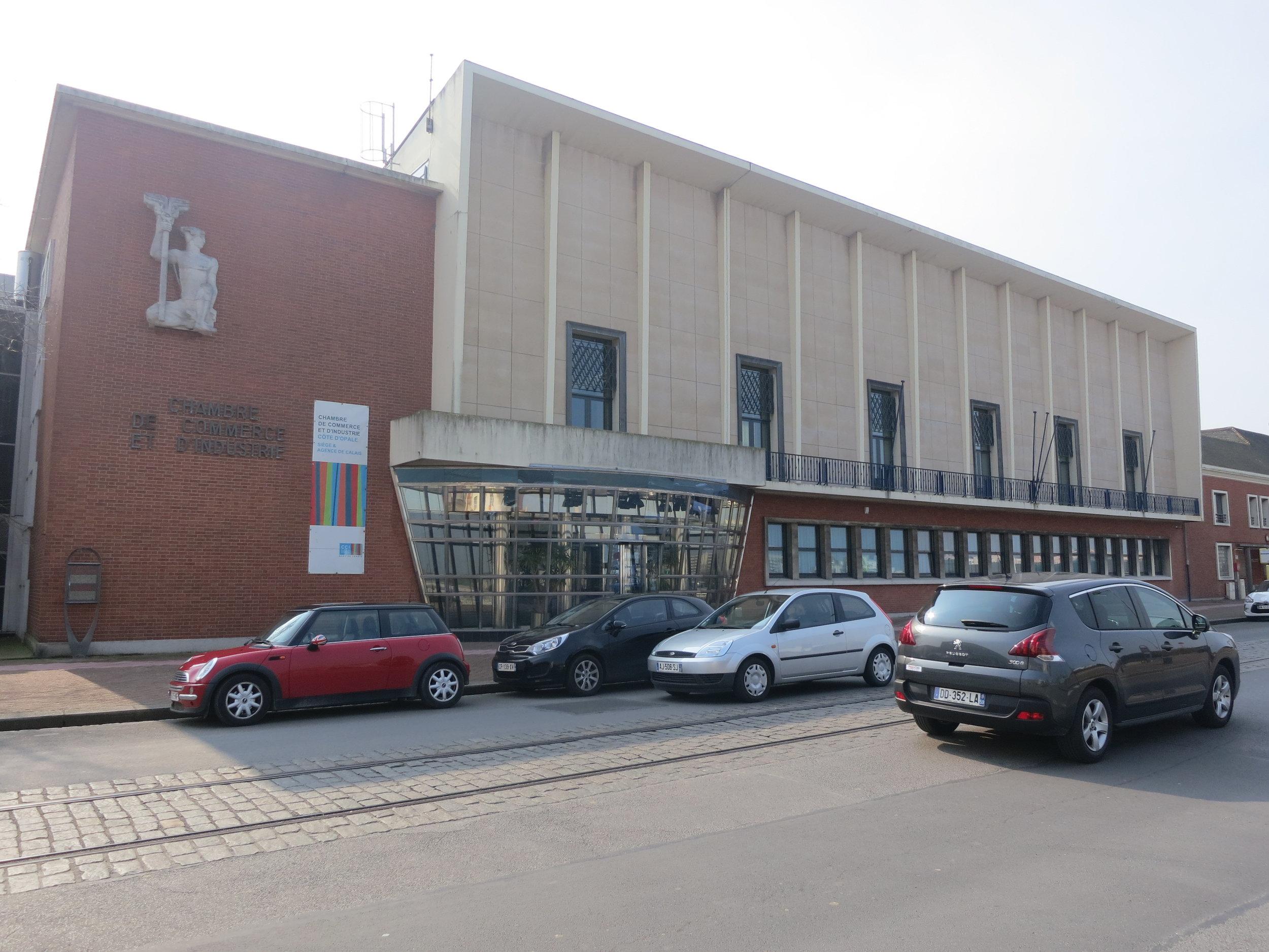 Calais Camera di Commercio