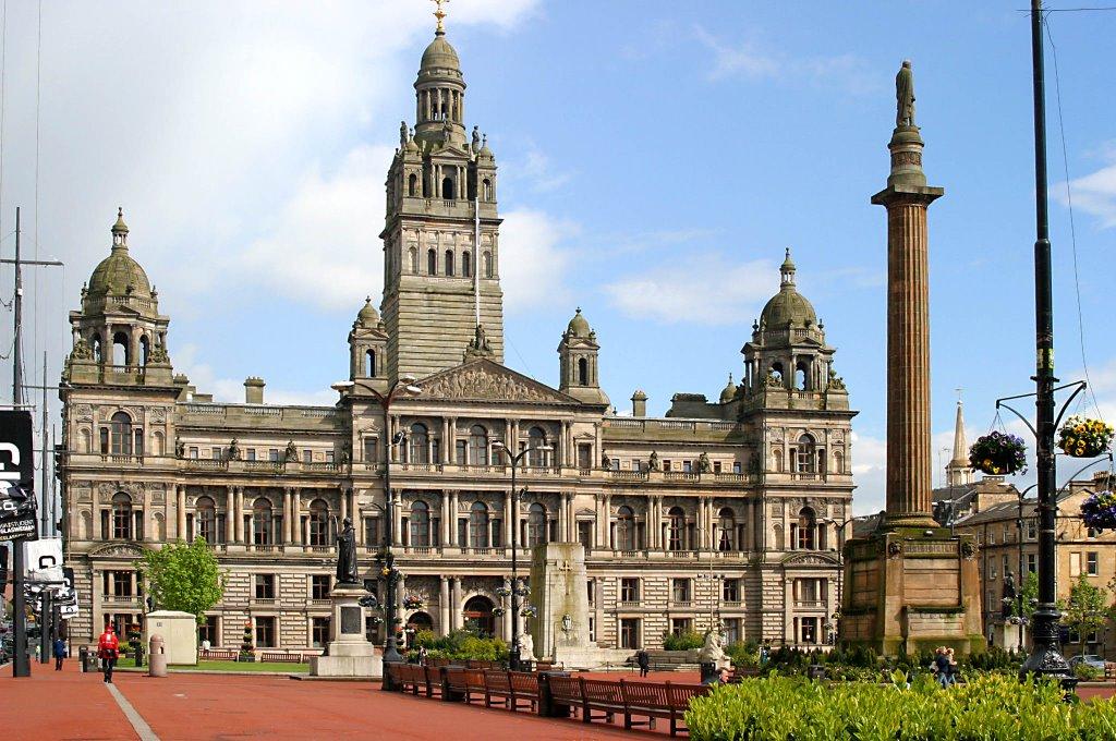 L'Hôtel de Ville de Glasgow