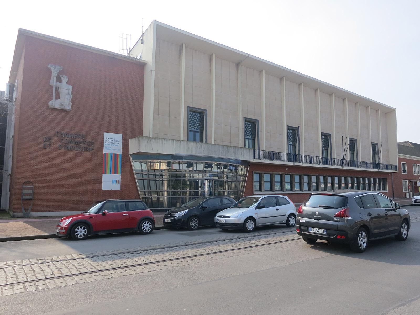 La Chambre de Commerce de Calais