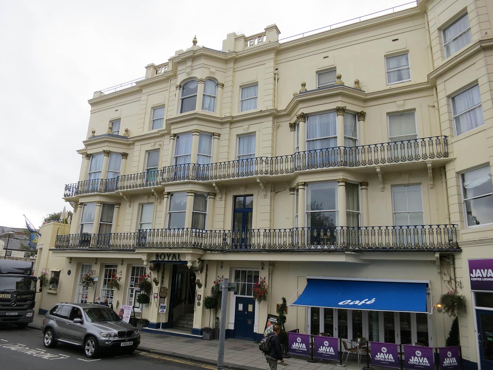 Royal Hotel, Scarborough, Reino Unido
