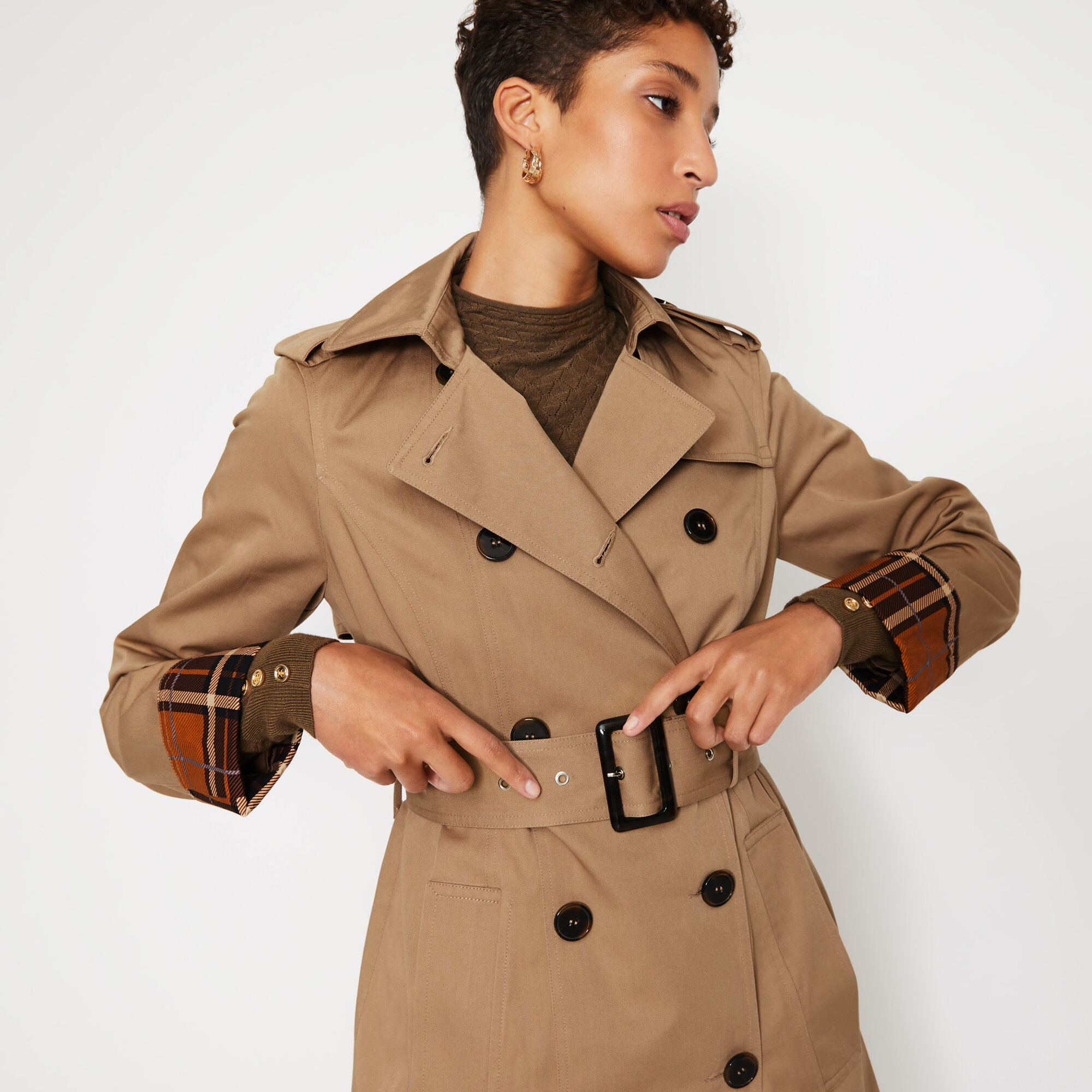 Trench Coats - I've had my Massimo Dutti trench coat for years now. I bought it as an invest piece and it's lasted me so well, no matter what the weather. Sadly it's now out of stock but classic trench coats are always easy to find, like this one from Warehouse and this affordable style from ASOS.