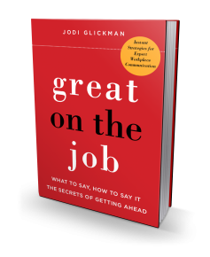 great on the job book