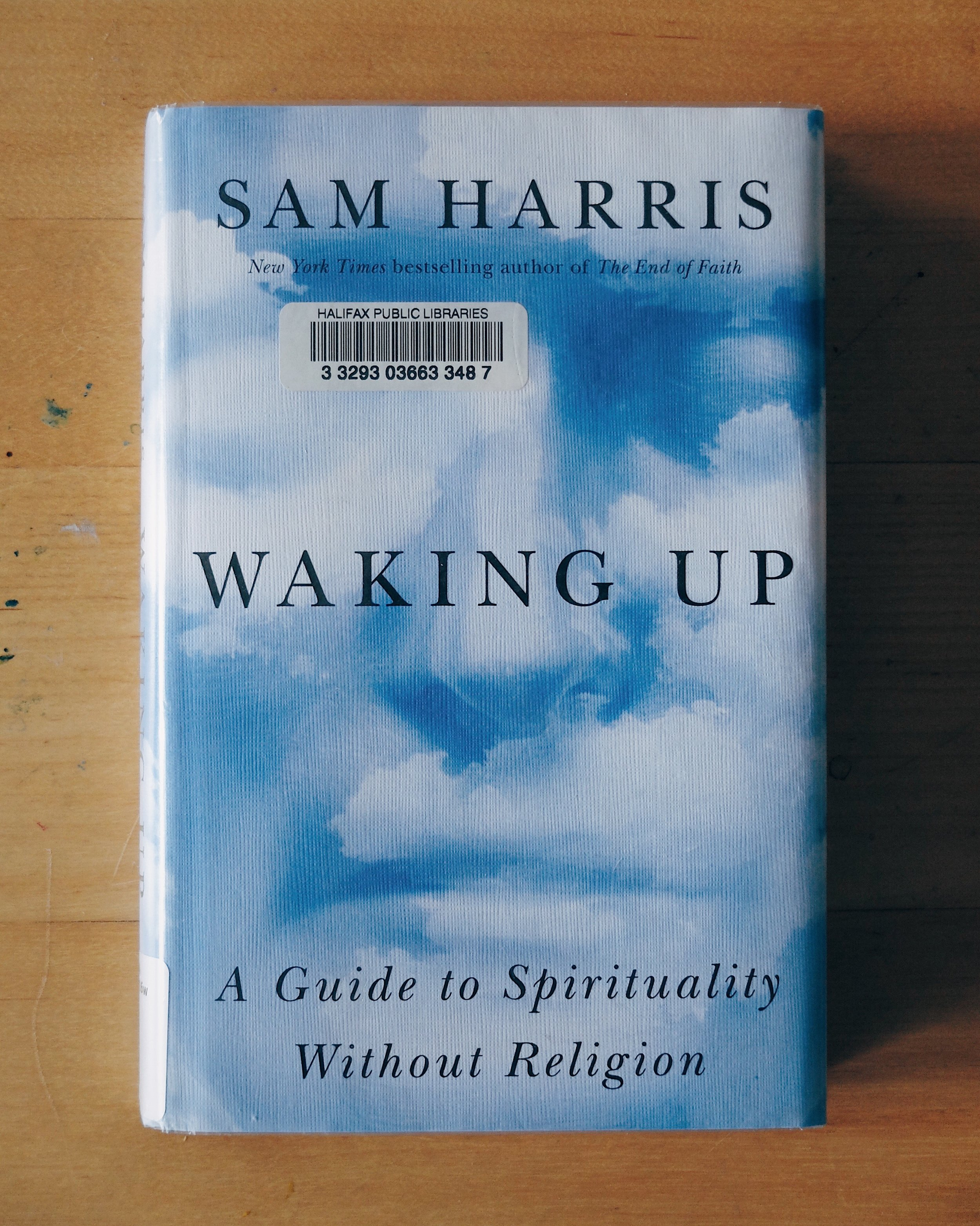 Get your own copy of    Waking Up  .
