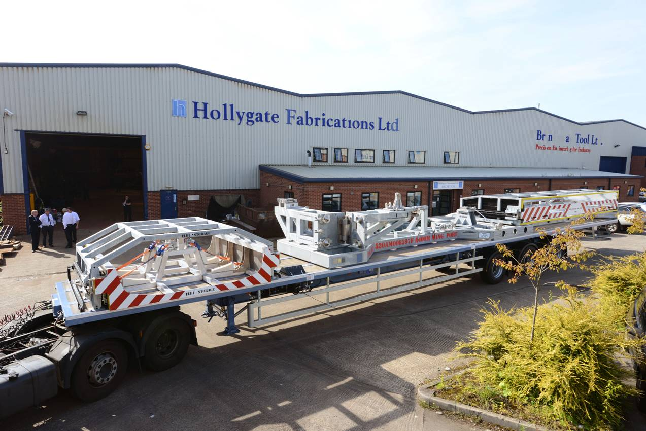 Hollygate Fabrications Limited