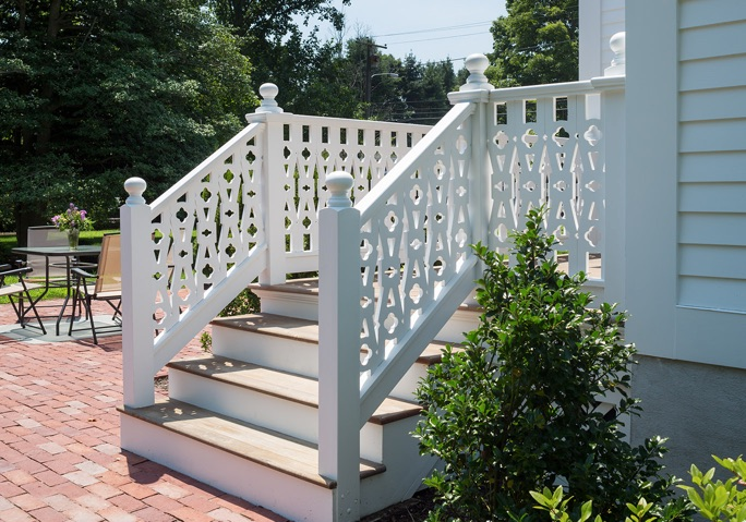 Porch Stair