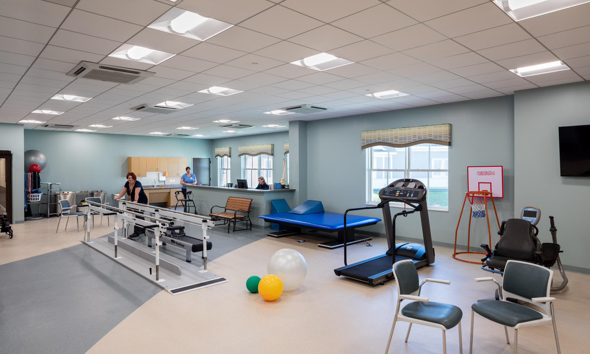 Physical and Occupational Therapy