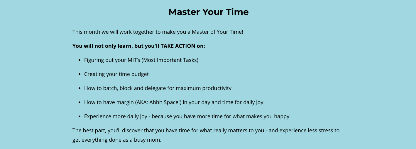 Master Your Time with Success Sprints