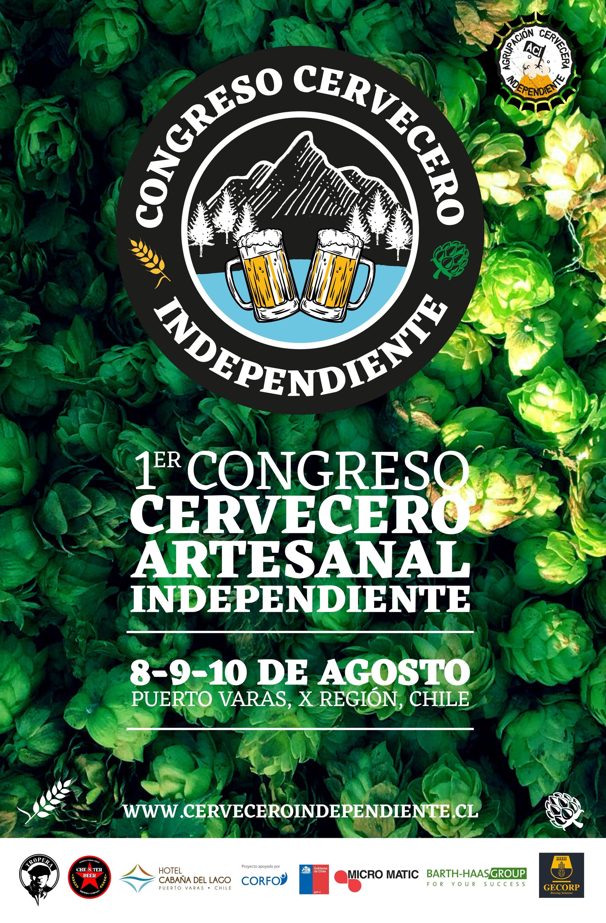 1er Congreso Cervecero Artesanal Independiente