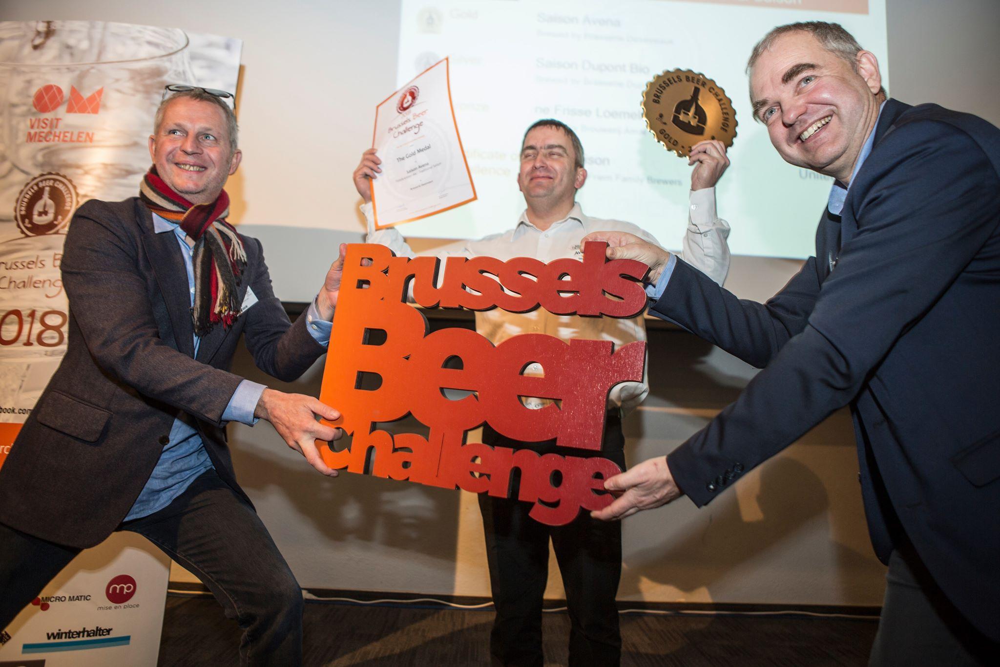 Brussels Beer Challenge 2019