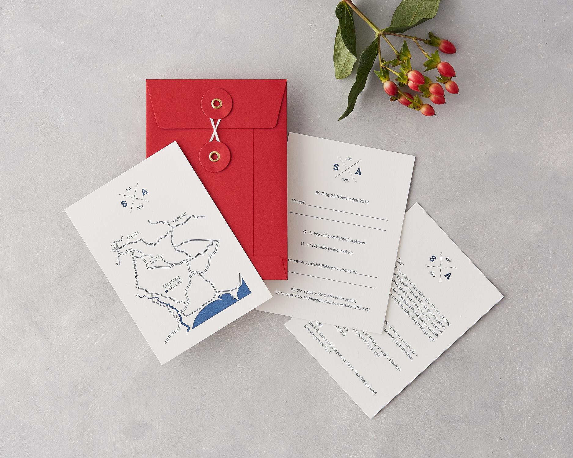 Wedding Information Bundle