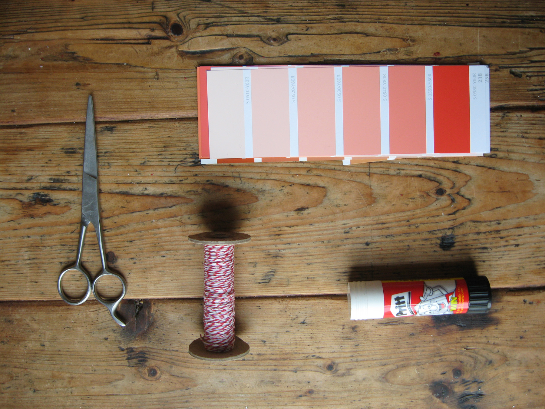 DIY paint-chip what you need!