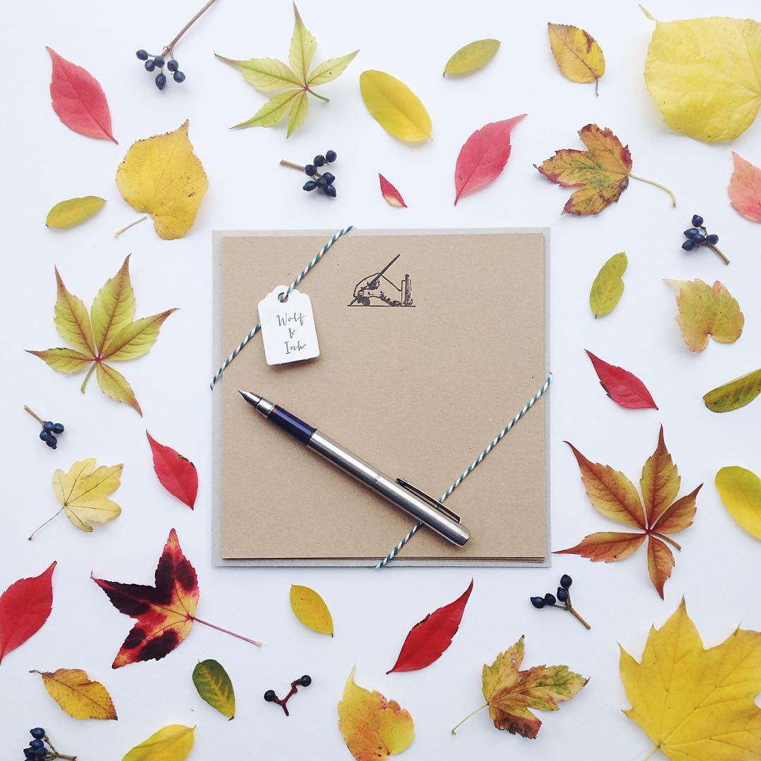 PERSONAL & social  STationery
