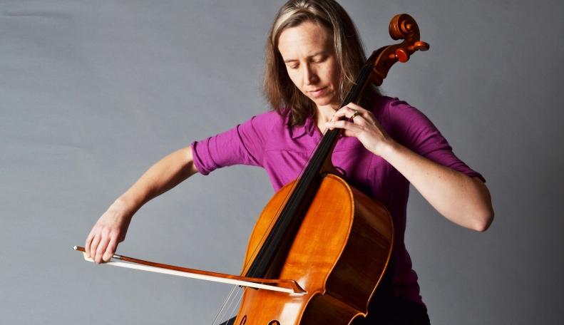 Dr. Paula Kosower, Cello