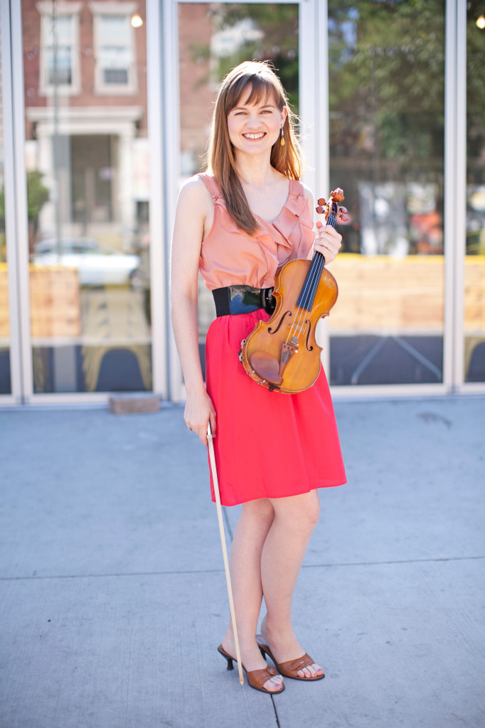 Dr. Kate Carter, Violin