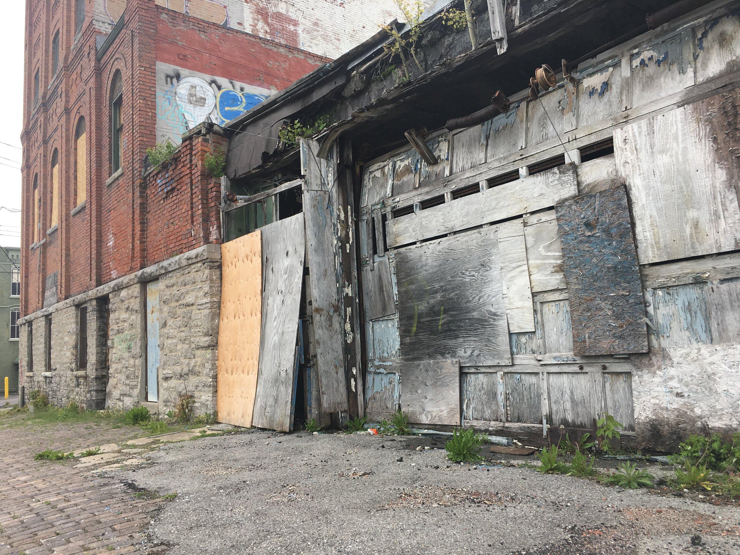 Syracuse's North Side -- Bear Street
