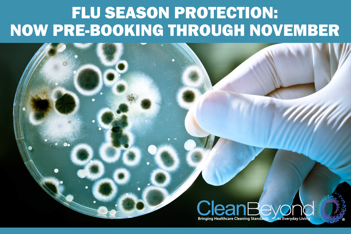 Flu disinfection