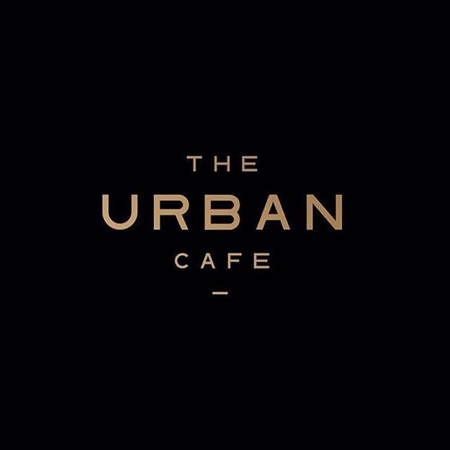 The Urban Cafe logotype☕️