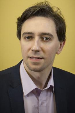 Simon Harris TD, Irish Minister for Health