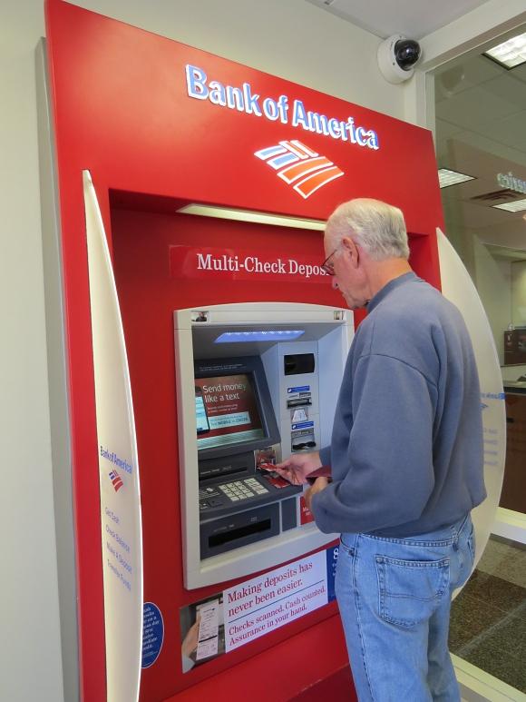 David at ATM