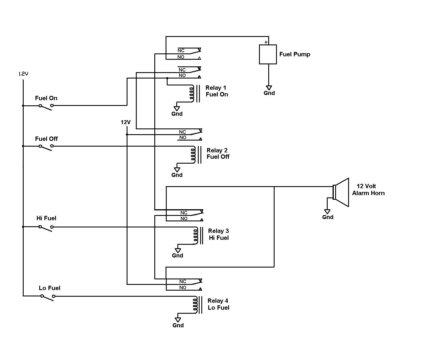 Figure 5. Basic Controller Schematic
