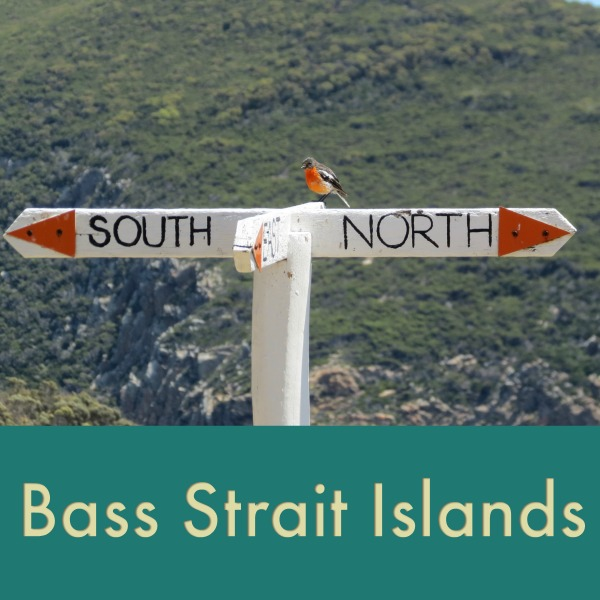 Bass Strait Islands