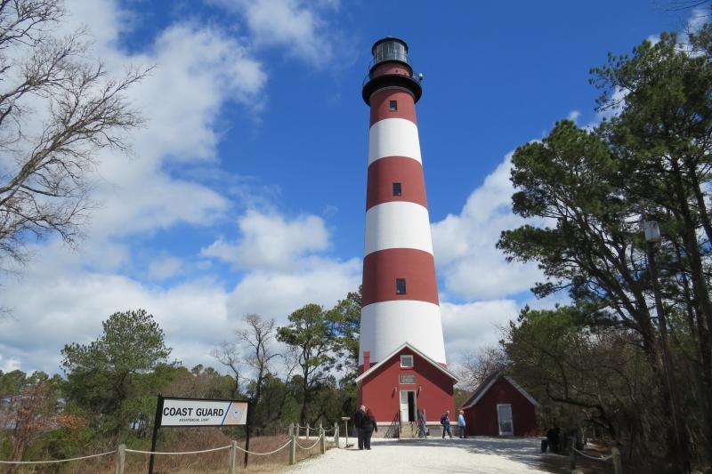 Assateague Island Light - Virginia