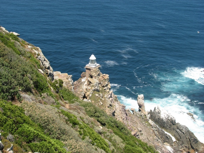 Cape Point Light, South Africa