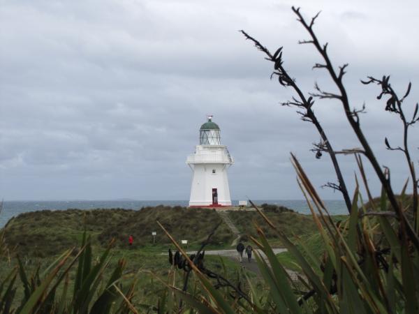 Waipapa Point Light - New Zealand