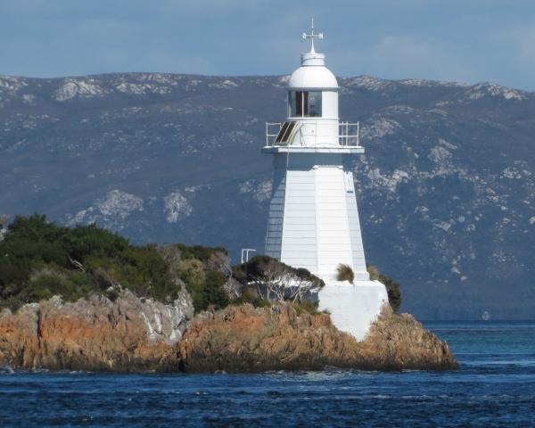 Entrance Island Light-Hells Gate,Tasmania