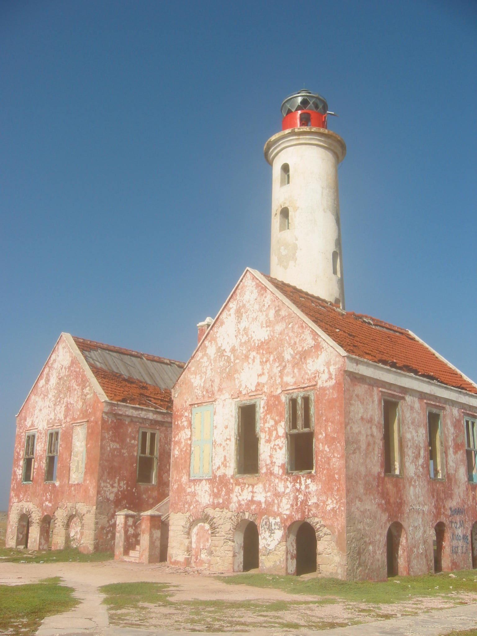 Klein Curacao Light, Bonaire