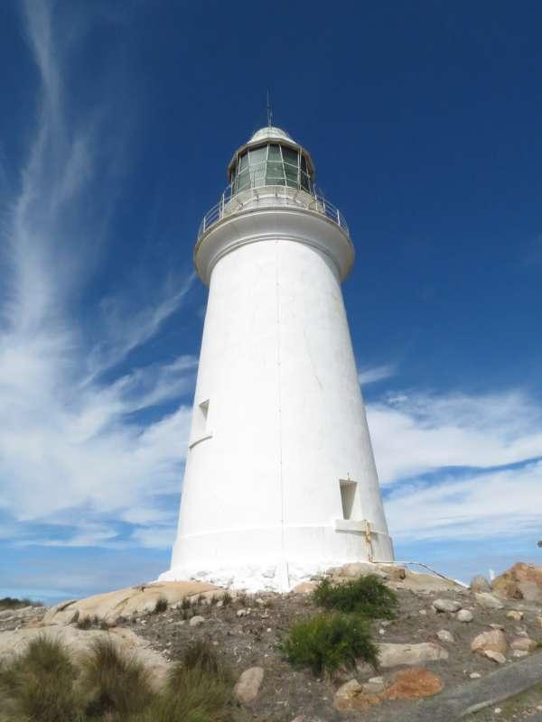 Deal Island Light - Bass Strait, Tasmania
