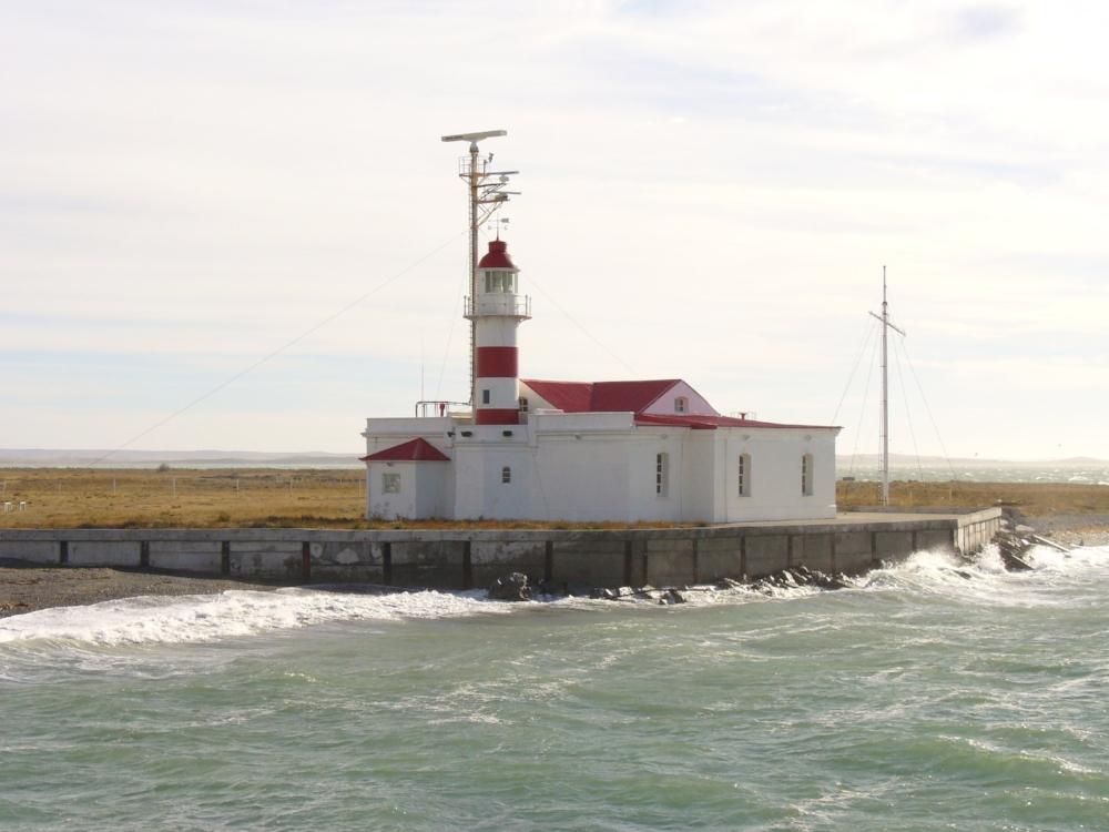 Punta Delgada - Straits of Magellan