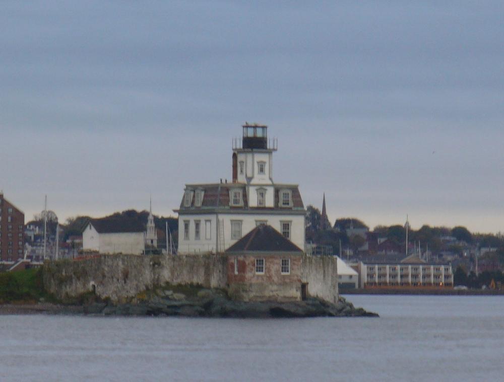 Rose Island Light, Newport, RI