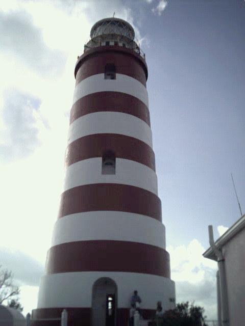 Hopetown Light, Bahamas