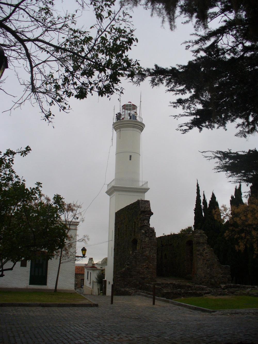 Faro Colonia del Sacramento - Uruguay