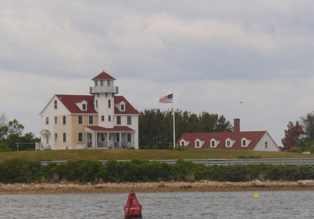 Block Island entrance - Rhode Island