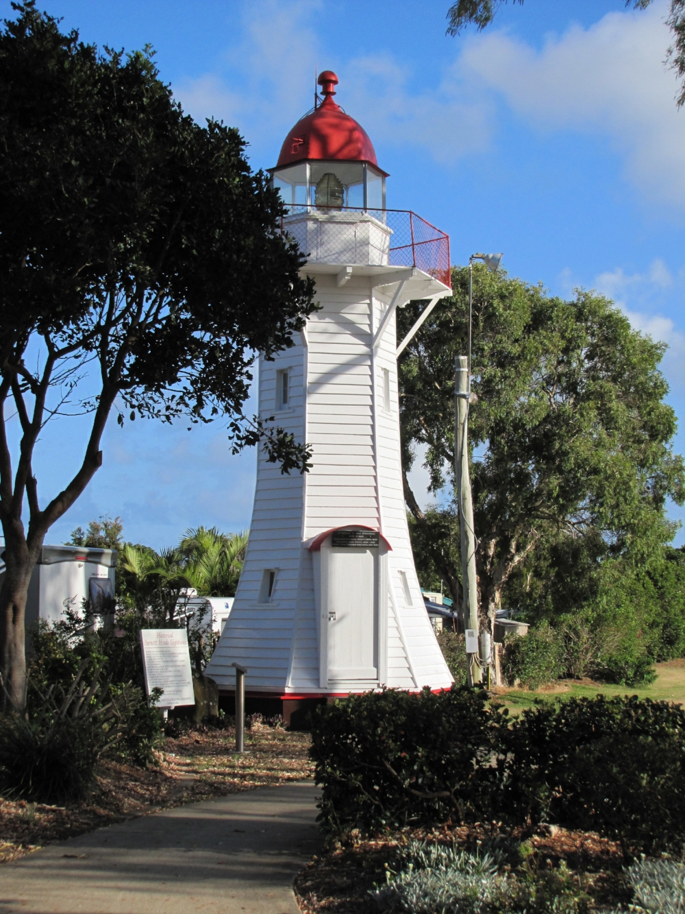 Burnett Heads Light - Qnsland, Australia
