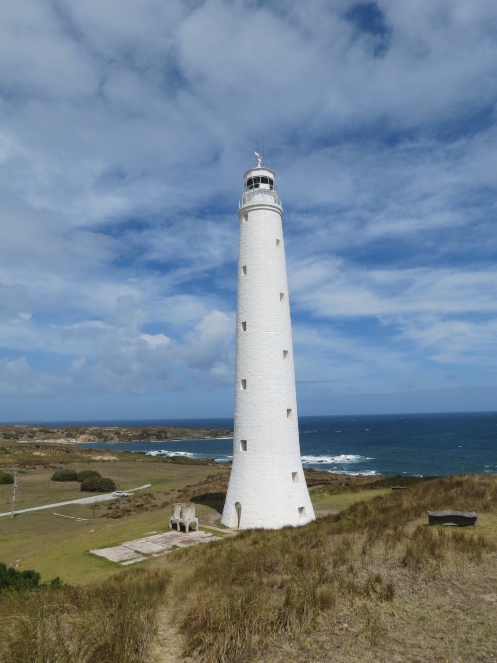 Wickham Light-King Island, Tasmania