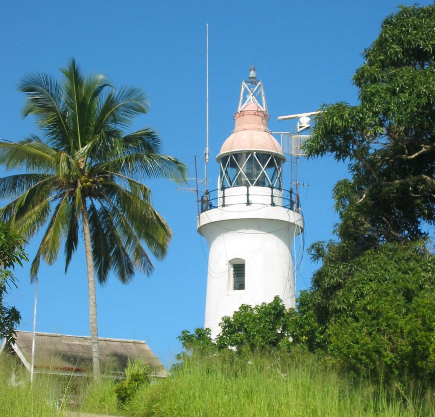 Boca Light - Chacachacare, Trinidad
