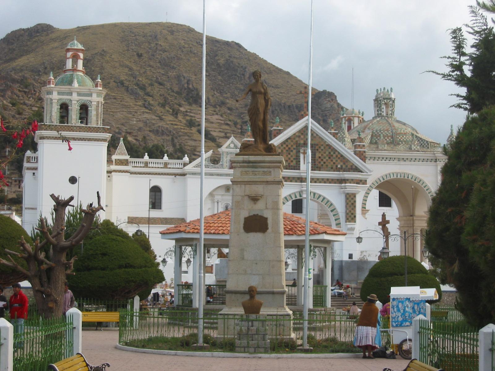 Copa town plaza