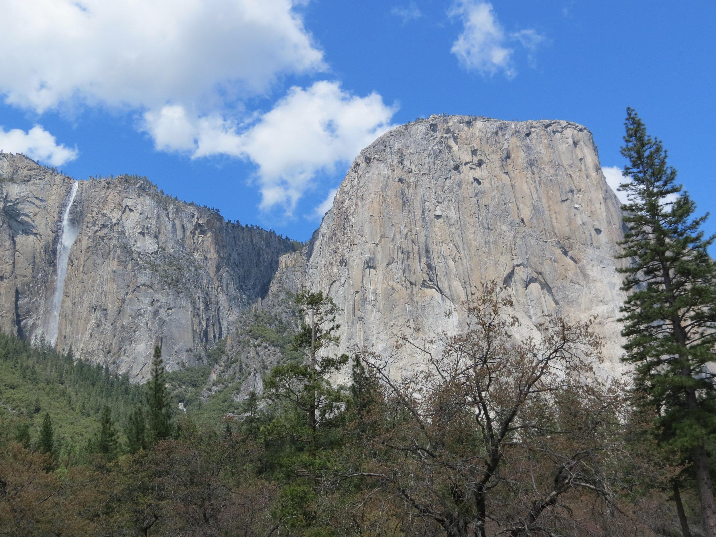 Yosemite National Park  - El Capitan - California - 2012